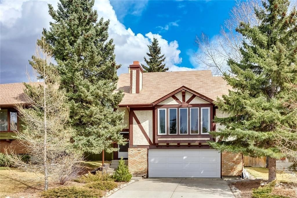 Main Photo: 1260 RANCHVIEW Road NW in Calgary: Ranchlands Detached for sale : MLS®# C4239414