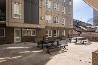 Photo 40: 503 11103 84 Avenue NW in Edmonton: Zone 15 Condo for sale : MLS®# E4242217