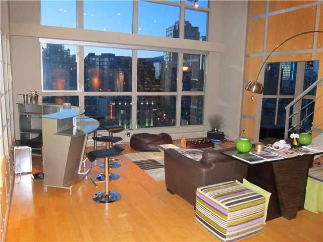Main Photo: 905 1238 SEYMOUR Street in Vancouver: Downtown VW Condo for sale (Vancouver West)  : MLS®# V1053689