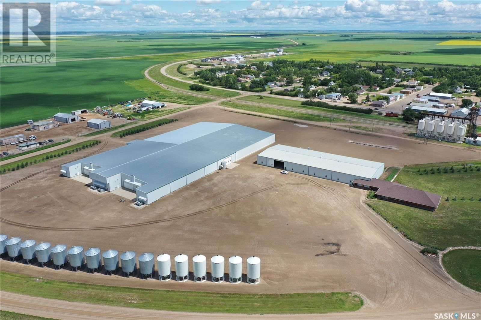 Main Photo: De Winter Farms in Coteau Rm No. 255: Agriculture for sale : MLS®# SK837758
