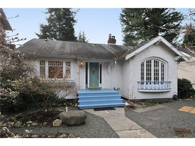 "Main Photo: 3582 W 37TH Avenue in Vancouver: Dunbar House for sale in ""DUNBAR"" (Vancouver West)  : MLS®# V872310"