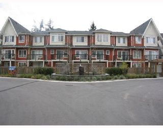 """Photo 2: 12 9308 KEEFER Avenue in Richmond: McLennan North Townhouse for sale in """"VANDA"""" : MLS®# V677111"""