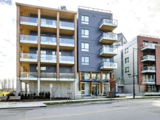 "Photo 1: 512 3588 SAWMILL Crescent in Vancouver: South Marine Condo for sale in ""AVALON PARK 1"" (Vancouver East)  : MLS®# R2537748"