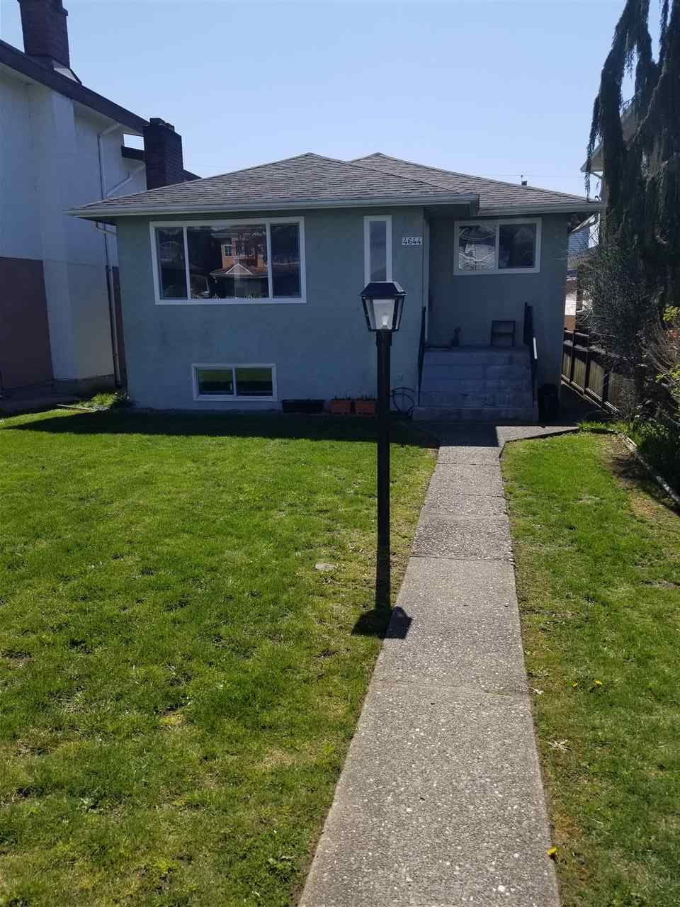Main Photo: 4644 UNION Street in Burnaby: Brentwood Park House for sale (Burnaby North)  : MLS®# R2566307