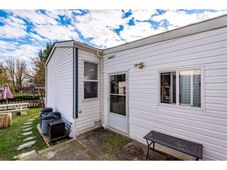 "Photo 28: 83 43201 LOUGHEED Highway in Mission: Dewdney Deroche Manufactured Home for sale in ""Nicomen Village"" : MLS®# R2529405"