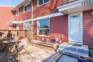 Photo 36: 13307 47 Street in Edmonton: Zone 35 Townhouse for sale : MLS®# E4238571