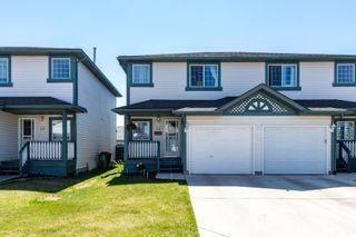 Photo 41: 33 15215 126 Street in Edmonton: Zone 27 House Half Duplex for sale : MLS®# E4246788