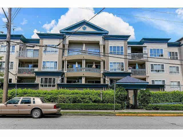 "Main Photo: 307 20727 DOUGLAS Crescent in Langley: Langley City Condo for sale in ""JOSEPH'S COURT"" : MLS®# F1414557"