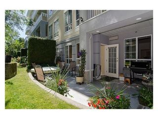 Photo 1: 123 5835 HAMPTON Place in Vancouver West: University VW Home for sale ()  : MLS®# V967168