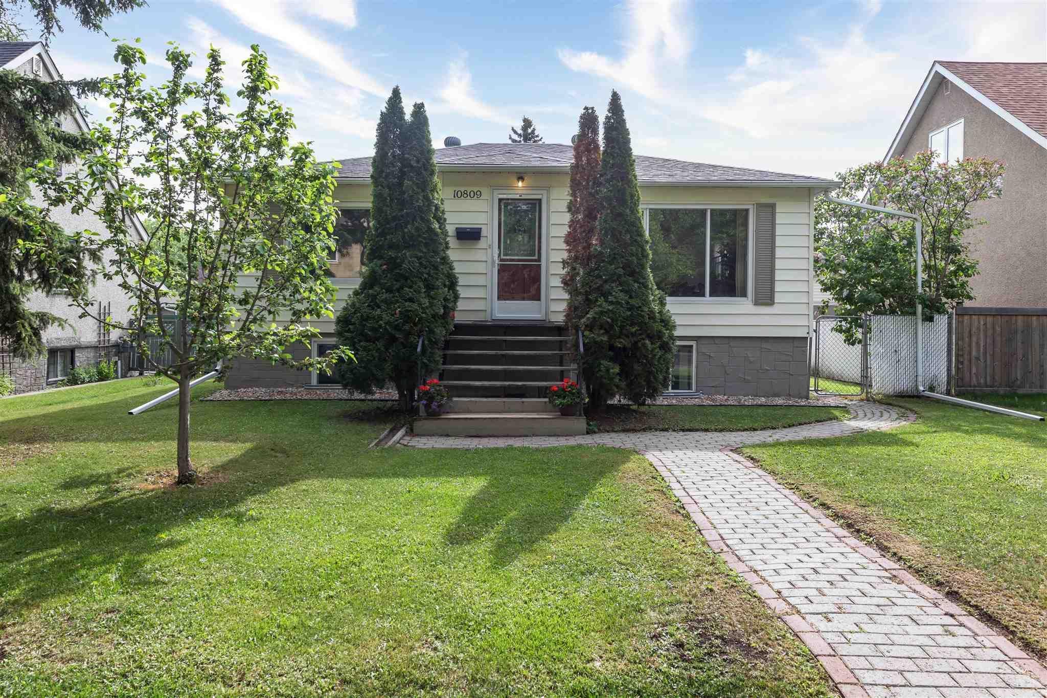 Main Photo: 10809 139 Street in Edmonton: Zone 07 House for sale : MLS®# E4249331