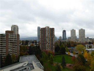 """Photo 5: 1402 6282 KATHLEEN Avenue in Burnaby: Metrotown Condo for sale in """"THE EMPRESS"""" (Burnaby South)  : MLS®# V1091188"""