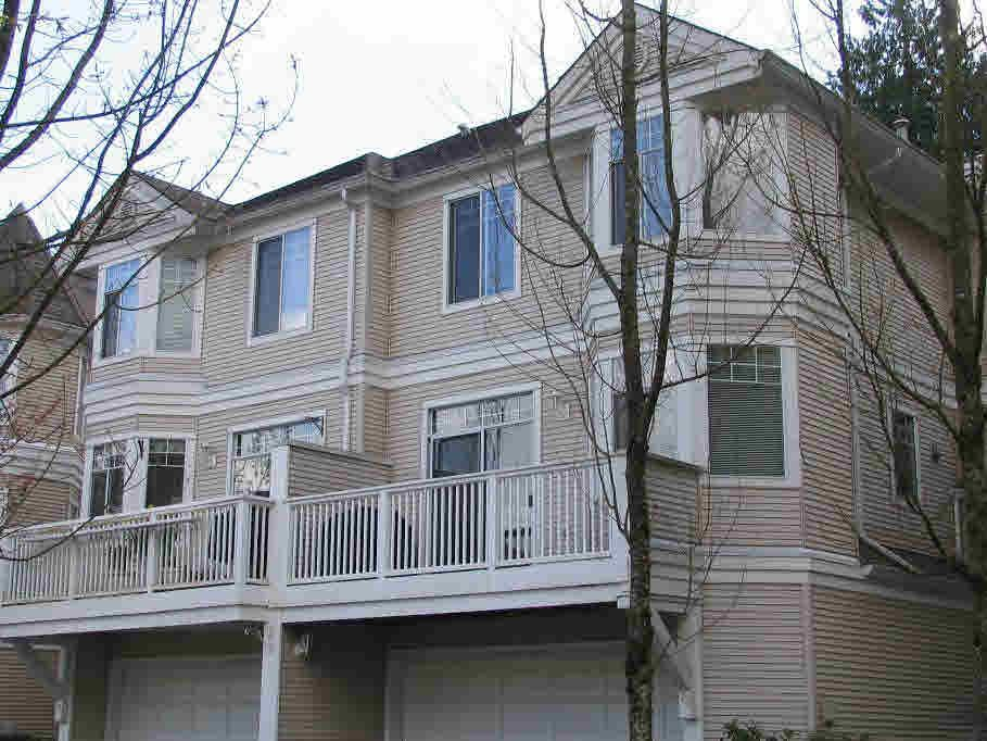 Main Photo: 72 7501 CUMBERLAND STREET in : The Crest Townhouse for sale : MLS®# V641170