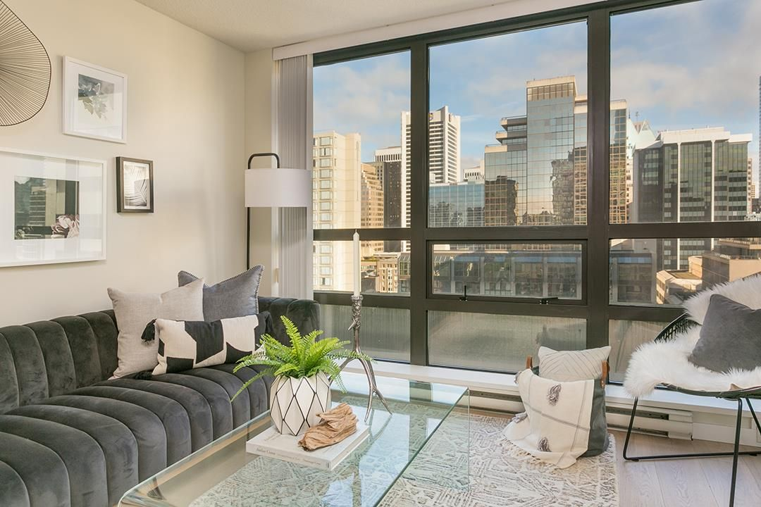 """Main Photo: 1321 938 SMITHE Street in Vancouver: Downtown VW Condo for sale in """"ELECTRIC AVENUE"""" (Vancouver West)  : MLS®# R2338618"""