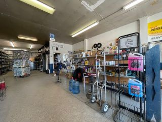 Photo 4: 111 Main Street: Chauvin Commercial for sale (MD of Wainwright)