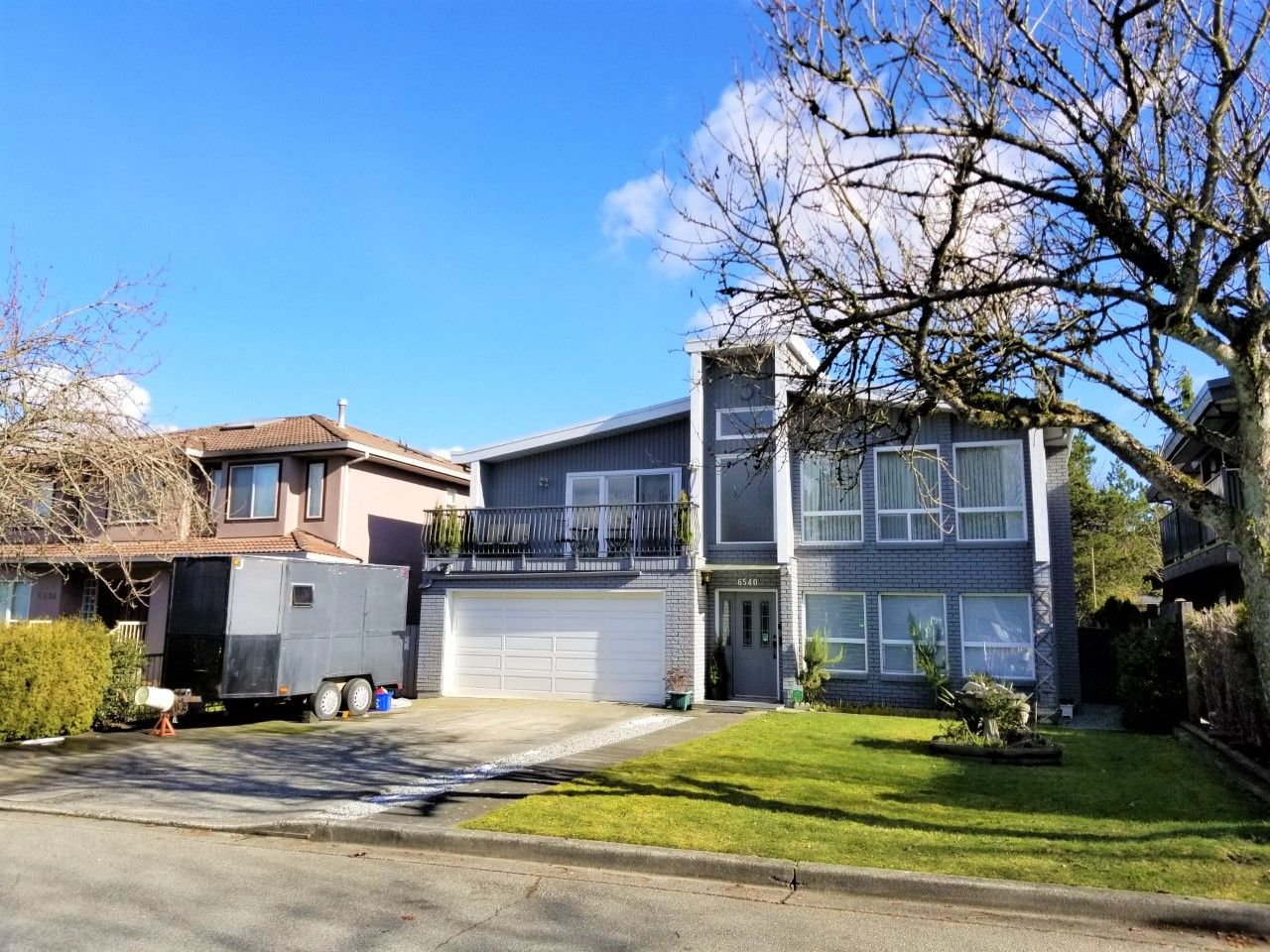 Main Photo: 6540 NOLAN STREET in Burnaby: Upper Deer Lake House for sale (Burnaby South)  : MLS®# R2537360