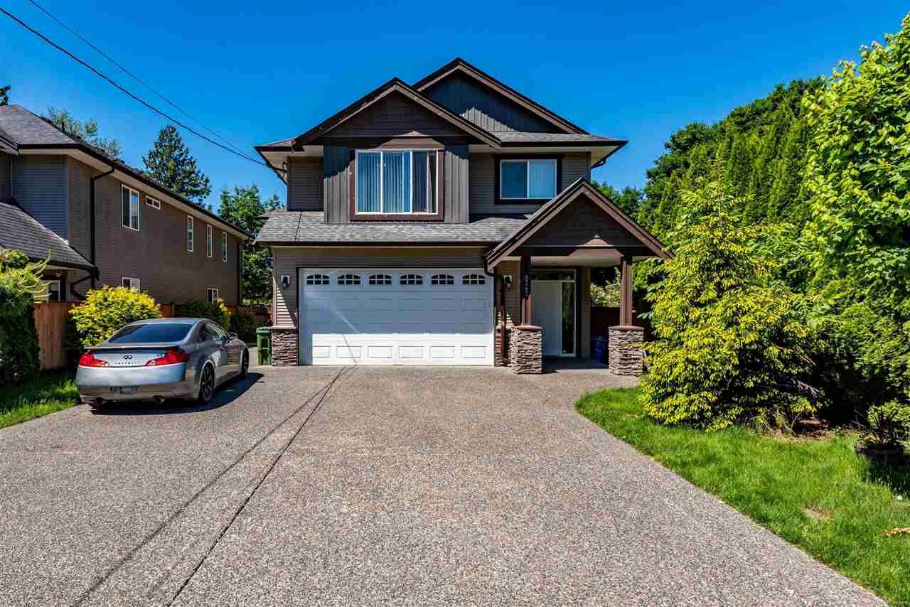 Main Photo: 9345 MCNAUGHT Road in Chilliwack: Chilliwack E Young-Yale House for sale : MLS®# R2591781