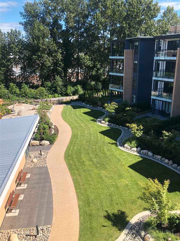 Main Photo: 406 300 SALTER Street in New Westminster: Queensborough Condo for sale : MLS®# R2589756