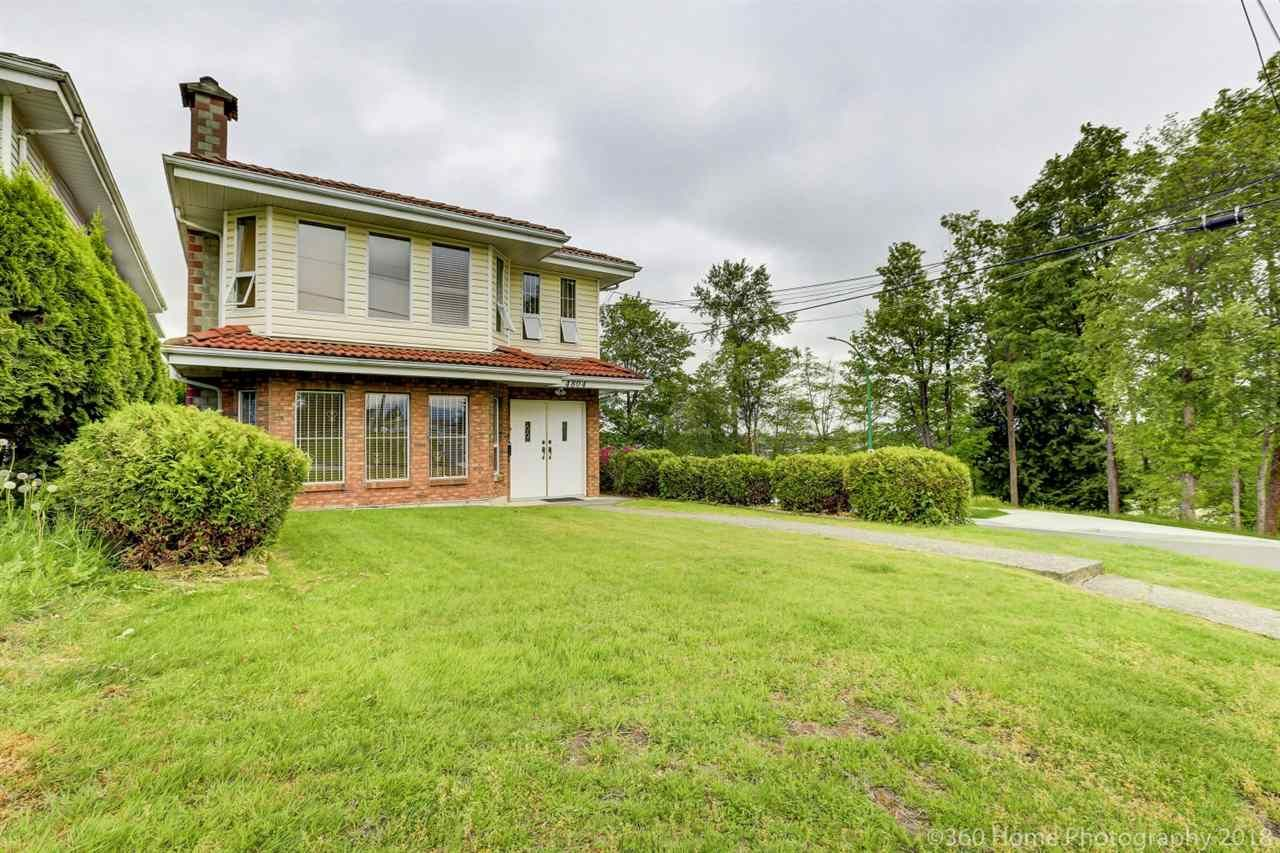 Main Photo: 4804 DUNDAS Street in Burnaby: Capitol Hill BN House for sale (Burnaby North)  : MLS®# R2481047