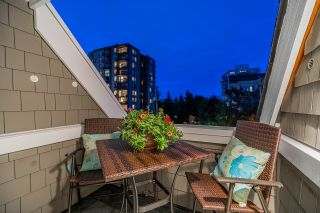 """Photo 13: 784 ST. GEORGES Avenue in North Vancouver: Central Lonsdale Townhouse for sale in """"St. Georges Row"""" : MLS®# R2409254"""