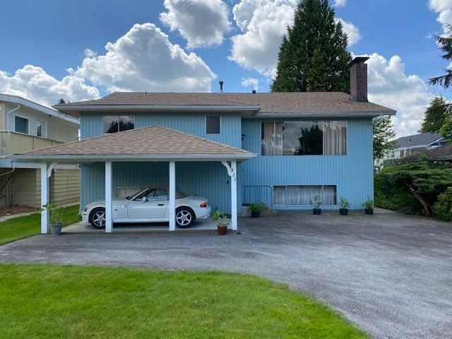Main Photo: 822 EVERETT Crescent in Burnaby: Westridge BN House for sale (Burnaby North)  : MLS®# R2574328