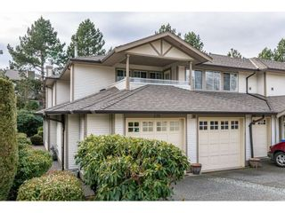 """Photo 1: 159 20391 96 Avenue in Langley: Walnut Grove Townhouse for sale in """"Chelsea Green"""" : MLS®# R2539668"""