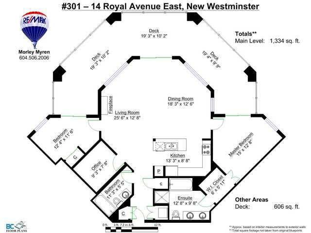 FEATURED LISTING: 301 - 14 ROYAL Avenue East New Westminster