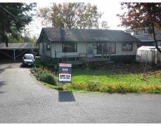 Photo 1: 12260 WESTMINSTER Highway in Richmond: McLennan House for sale : MLS®# V749307