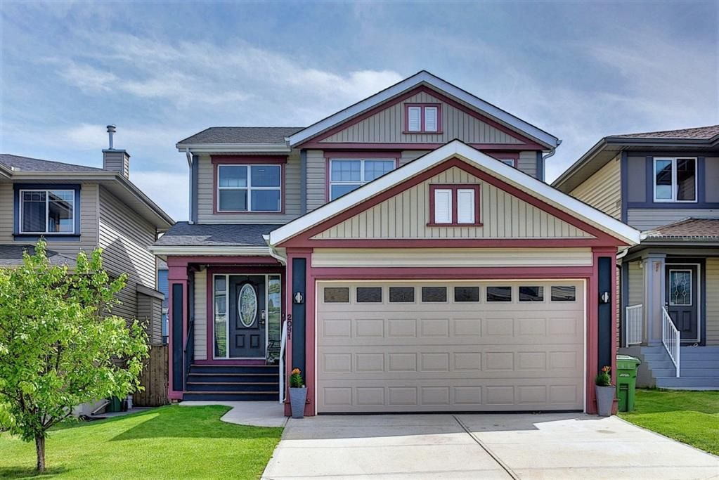 Main Photo: 2091 Sagewood Rise SW: Airdrie Detached for sale : MLS®# A1121992