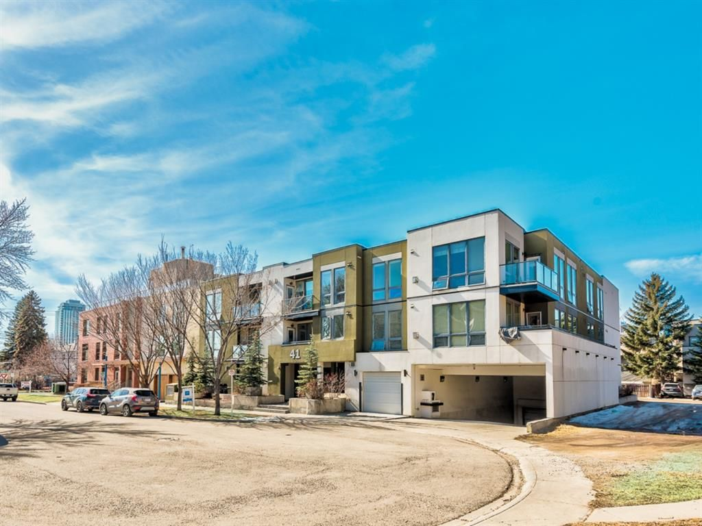 Main Photo: 301 41 6A Street NE in Calgary: Bridgeland/Riverside Apartment for sale : MLS®# A1081870