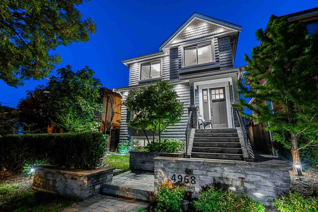 Main Photo: 4968 ELGIN Street in Vancouver: Knight House for sale (Vancouver East)  : MLS®# R2500212