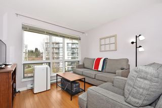 Photo 2: 407 3575 EUCLID AVENUE in Vancouver: Collingwood VE Condo for sale (Vancouver East)  : MLS®# R2408894