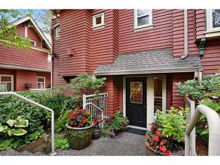 Photo 2: 185 W 14TH Avenue in Vancouver: Mount Pleasant VW Townhouse for sale (Vancouver West)  : MLS®# V1084412