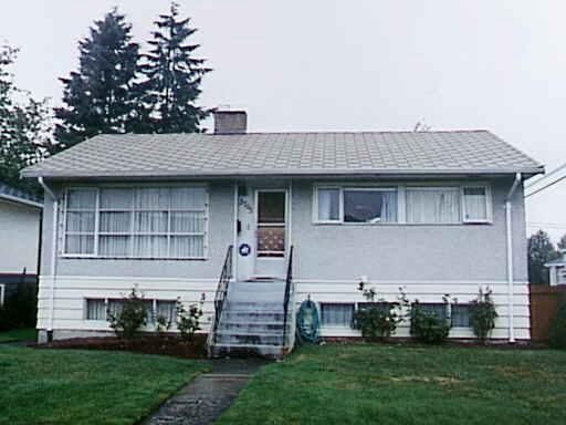 Main Photo: 3795 ELMWOOD STREET in : Burnaby Hospital House for sale : MLS®# V233535