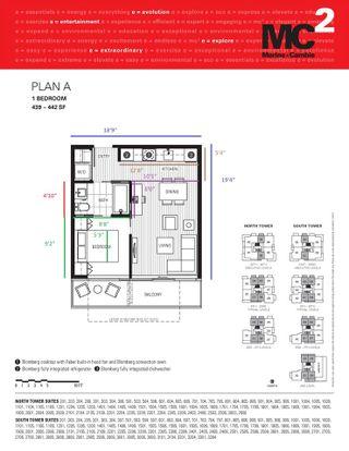 "Photo 2: 707 8131 NUNAVUT Lane in Vancouver: Marpole Condo for sale in ""MC2"" (Vancouver West)  : MLS®# R2557330"