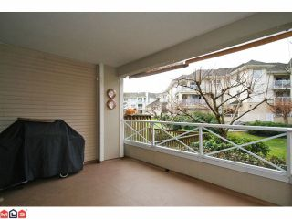 """Photo 9: 101 20120 56TH Avenue in Langley: Langley City Condo for sale in """"BLACKBERRY LANE 1"""" : MLS®# F1102193"""