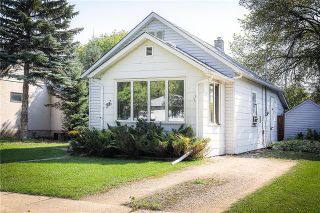 Photo 1: 64 Inman Avenue in Winnipeg: Single Family Detached for sale (2D)  : MLS®# 1926807