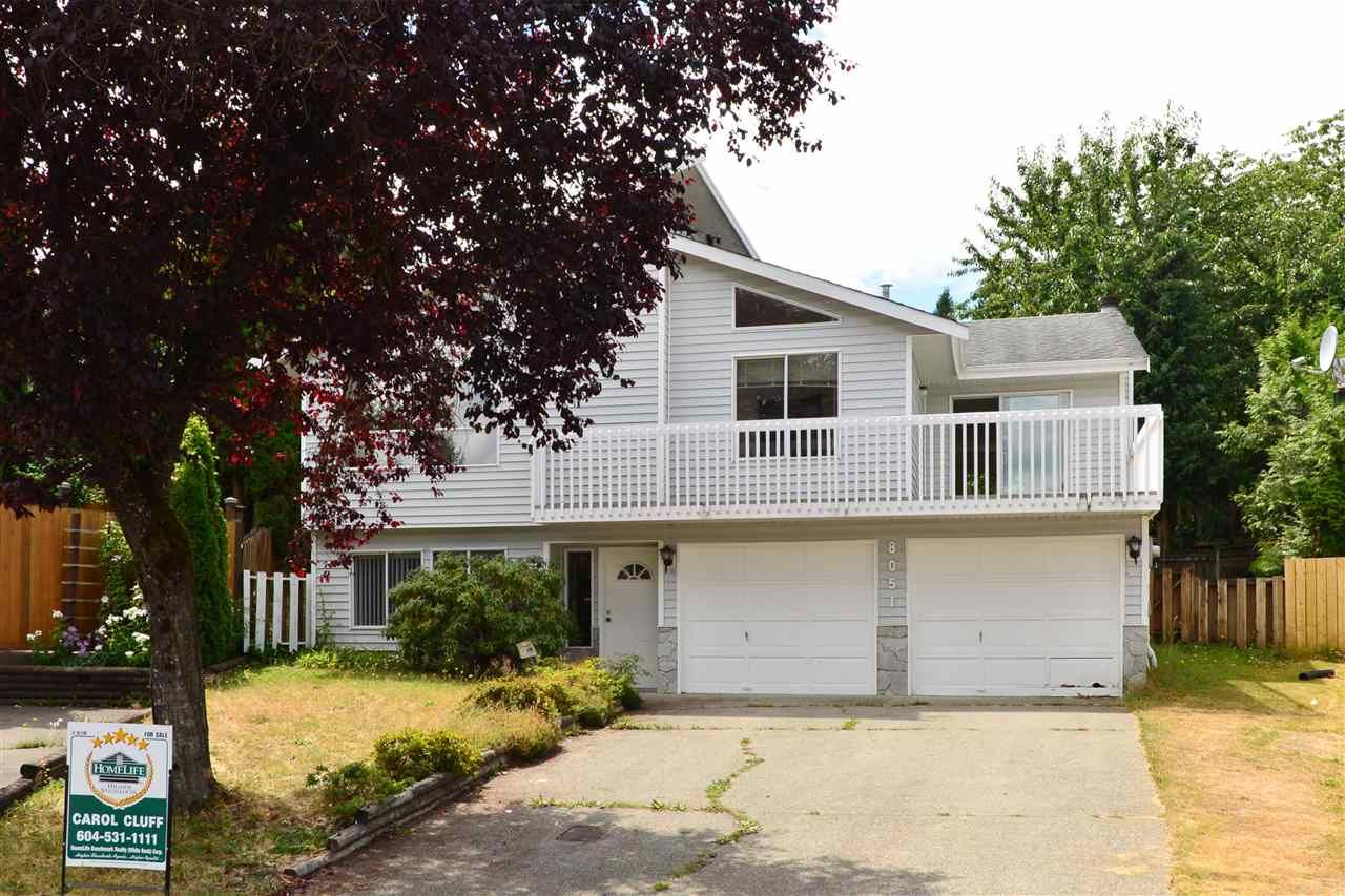 """Main Photo: 8051 138A Street in Surrey: East Newton House for sale in """"EAST NEWTON"""" : MLS®# R2190169"""