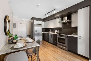 """Photo 9: 513 2888 E 2ND Avenue in Vancouver: Renfrew VE Condo for sale in """"SESAME"""" (Vancouver East)  : MLS®# R2558241"""