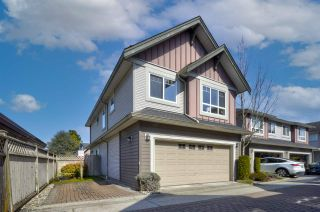 """Photo 2: 36 11393 STEVESTON Highway in Richmond: Ironwood Townhouse for sale in """"Kinsberry"""" : MLS®# R2561800"""