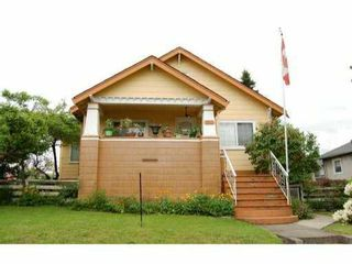 Main Photo: 1620 21st Ave E in Vancouver: Knight Home for sale ()  : MLS®# V954000
