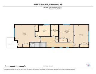 Photo 48: 9349 74 Avenue in Edmonton: Zone 17 House for sale : MLS®# E4246636
