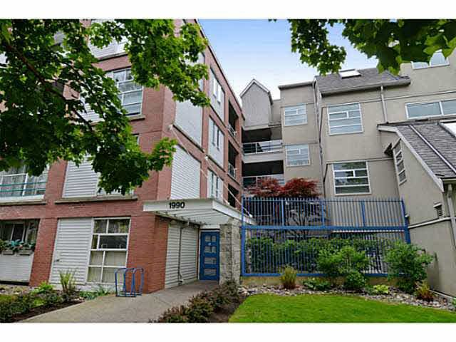 Main Photo: 108 1990 E KENT AVE SOUTH AVENUE in : South Marine Condo for sale (Vancouver East)  : MLS®# V1120537