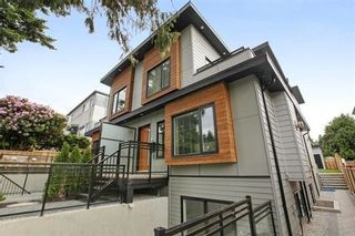 Photo 2: 233 W 19TH Street in North Vancouver: Central Lonsdale 1/2 Duplex for sale : MLS®# R2202782