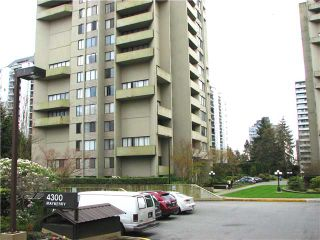 """Photo 2: 1406 4300 MAYBERRY Street in Burnaby: Metrotown Condo for sale in """"TIMES SQUARE"""" (Burnaby South)  : MLS®# V943379"""