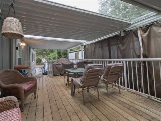 "Photo 15: 8 2306 198 Street in Langley: Brookswood Langley Manufactured Home for sale in ""Cedar Lane Park"" : MLS®# R2237206"