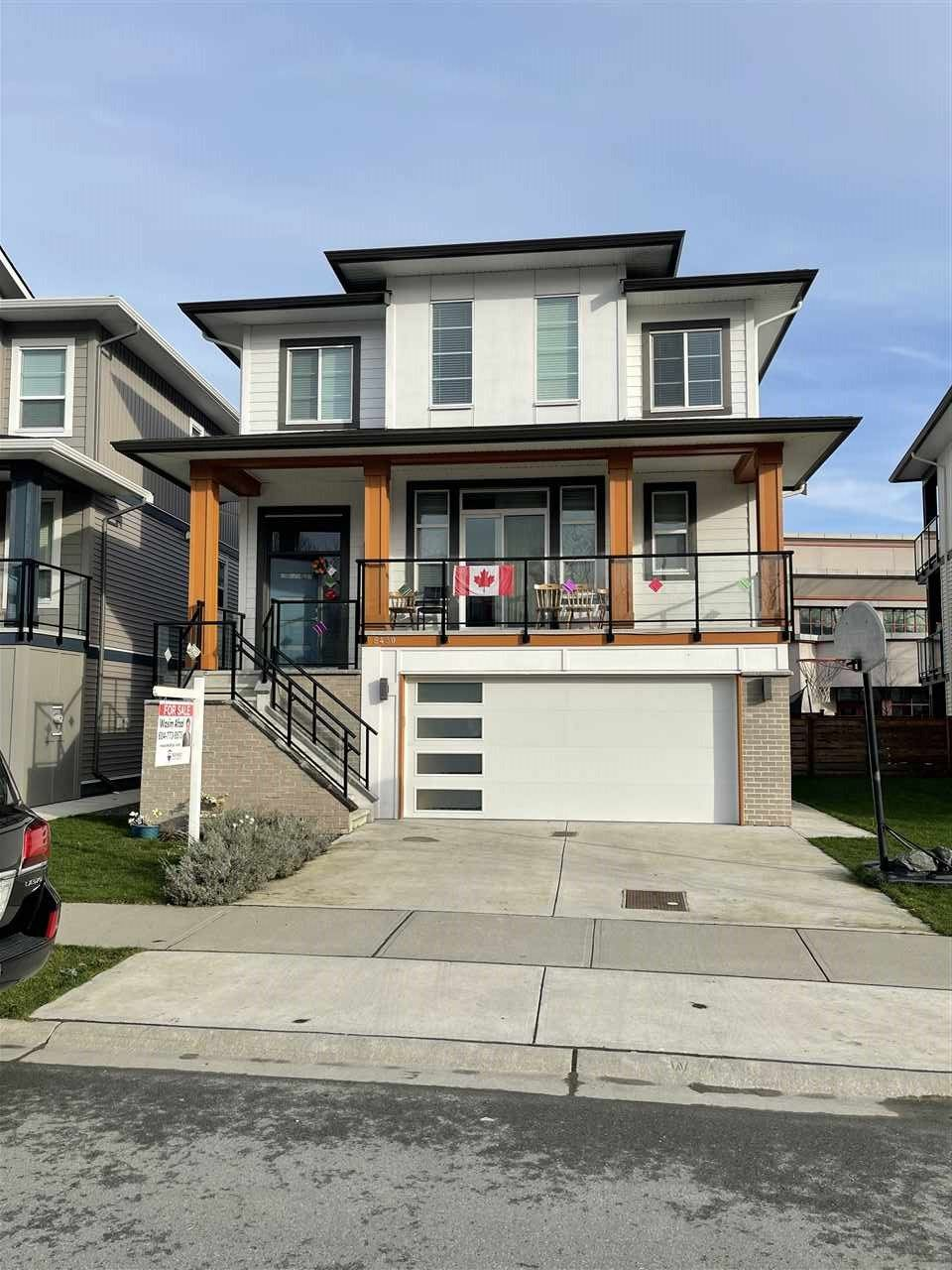 """Main Photo: 8430 MIDTOWN Way in Chilliwack: Chilliwack W Young-Well House for sale in """"Midtown 3"""" : MLS®# R2526737"""