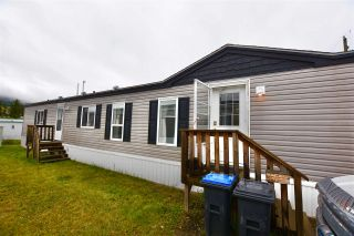 """Photo 2: 47 3001 N MACKENZIE Avenue in Williams Lake: Williams Lake - City Manufactured Home for sale in """"GREEN ACRES MOBILE HOME PARK"""" (Williams Lake (Zone 27))  : MLS®# R2508986"""