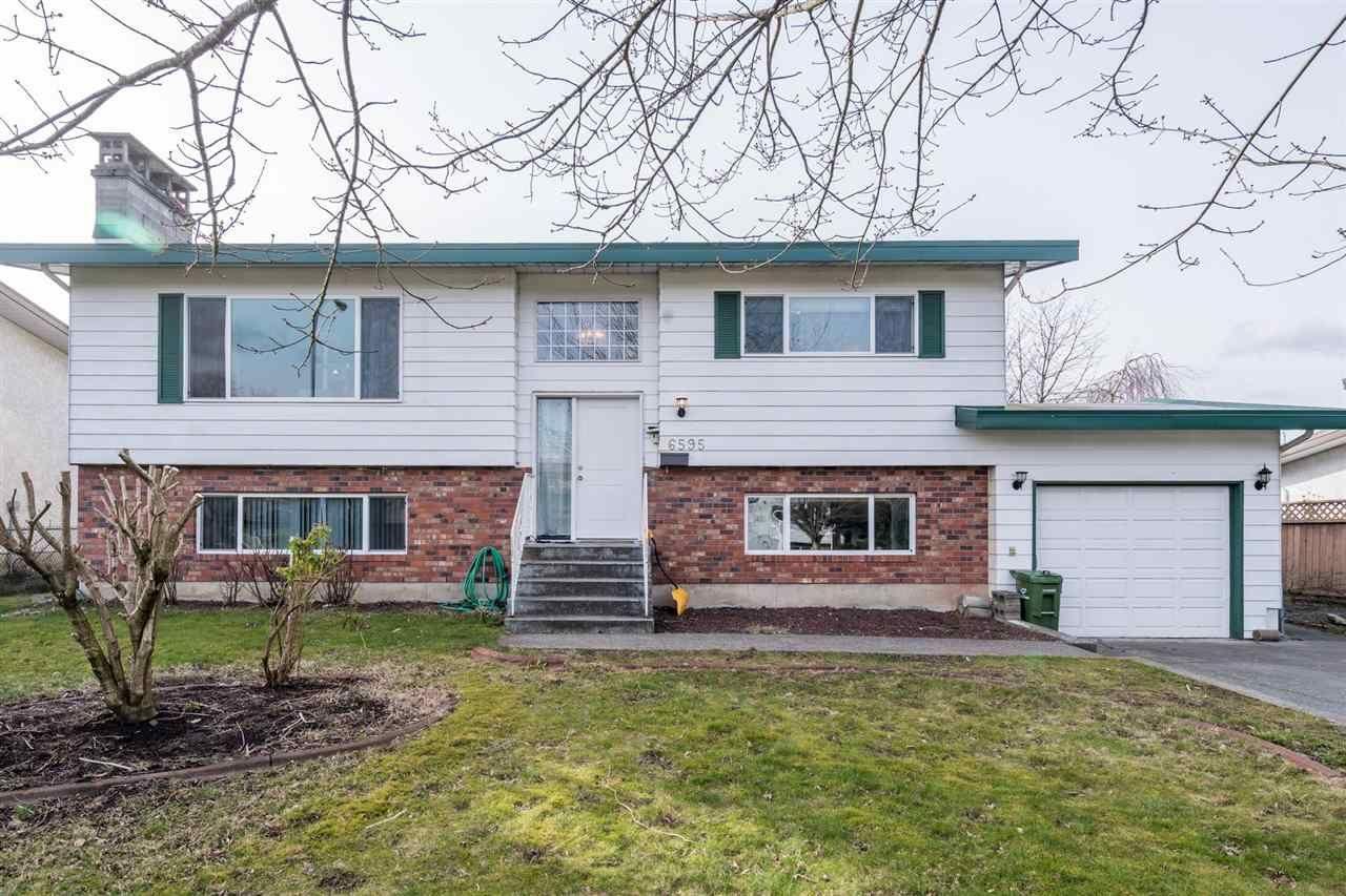 Main Photo: 6595 DAYTON Drive in Chilliwack: Sardis West Vedder Rd House for sale (Sardis)  : MLS®# R2575704