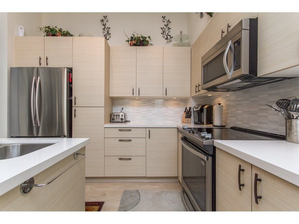 """Photo 3: Photos: 212 19201 66A Avenue in Surrey: Clayton Condo for sale in """"One92"""" (Cloverdale)  : MLS®# R2112521"""