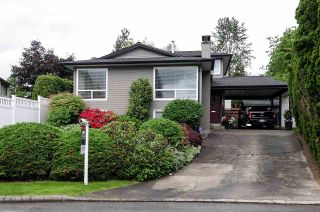 """Photo 1: 1283 PLYMOUTH Crescent in Port Coquitlam: Oxford Heights House for sale in """"Oxford Heights"""" : MLS®# R2173500"""